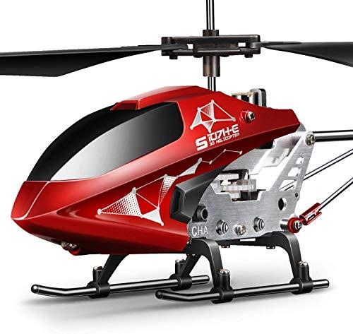 SYMA Hubschrauber ferngesteuert Helikopter Fernbedienung RC Helicopter Indoor Flugzeug Geschenk Kinder...