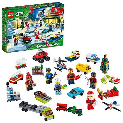 LEGO City 60268 - Adventskalender 2020 (342 Teile)
