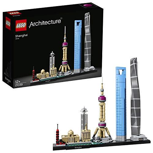 Lego Architecture 21039 Shanghai, Sammlerkollektion, Bunt