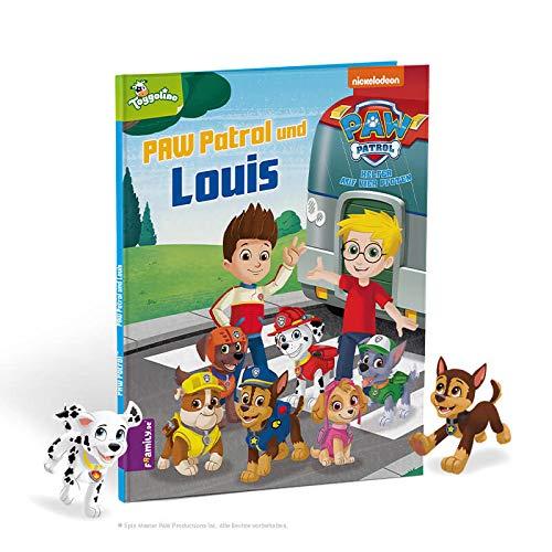 Framily personalisiertes Kinderbuch – PAW Patrol und Du – Bilderbuch mit vielen individuellen...