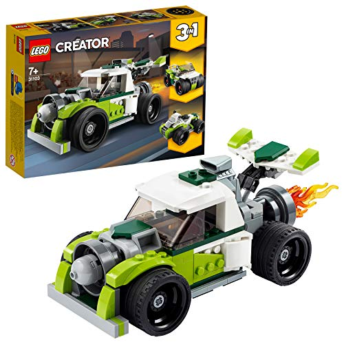 Lego Creator Produkttitel fehlt - Wird nachgereicht