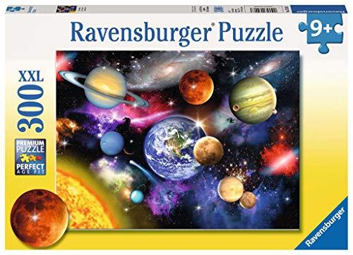 Ravensburger Kinderpuzzle - 13226 Solar System - Weltall-Puzzle für Kinder ab 9 Jahren, mit 300 Teilen...