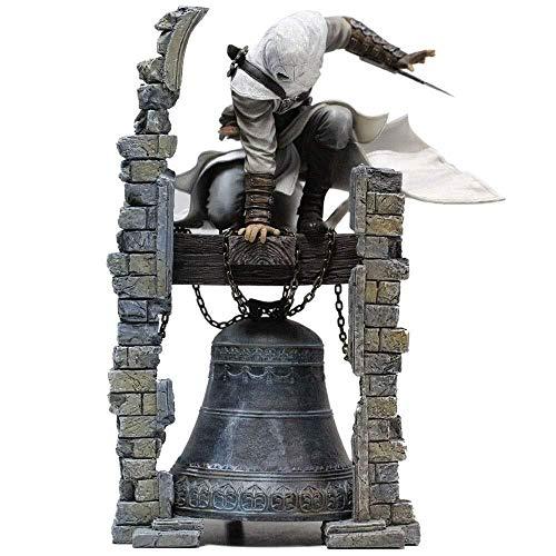 Kronleuchter Assassin's Creed Figur - Altair: Der legendäre Assassin Altair Glockenturm Original Figma...
