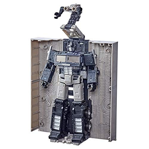 Transformers Spielzeug Generations War for Cybertron: Earthrise Leader Alternate Universe Optimus Prime...