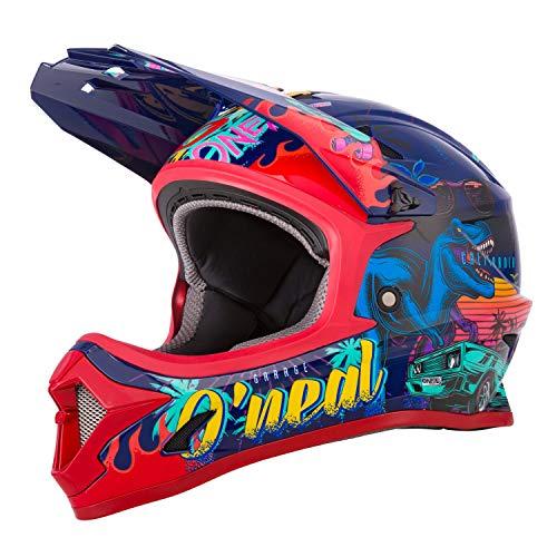O'NEAL | Mountainbike-Helm | Kinder | MTB Downhill | ABS Schale, Lüftungsöffnungen für optimale...