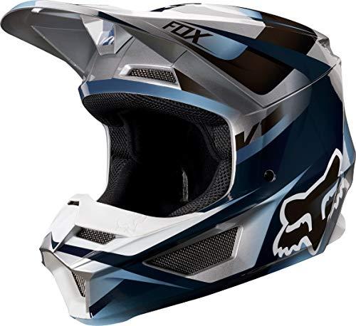 Fox Kids Helm V1 Blau Gr. M