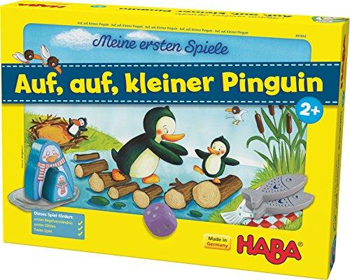 HABA: Meine ersten Spiele - Auf, auf kleiner Pinguin