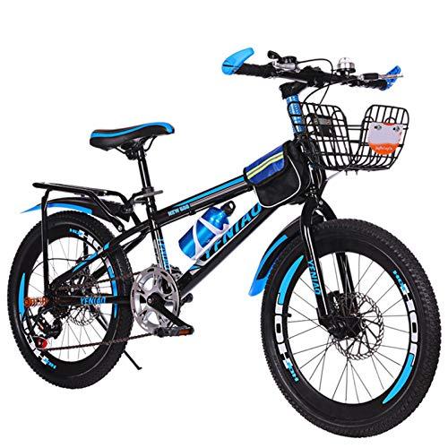 Primlisa Kinderfahrrad Mountainbike   18 Zoll Kinderrad Classic Für Kinder Mädchen Und Jungen  ...