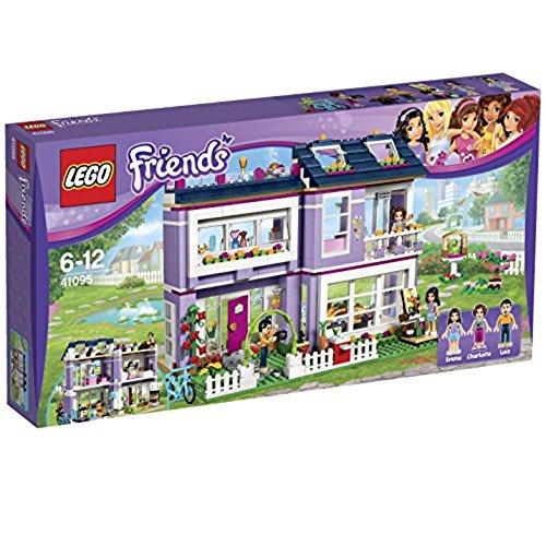 LEGO Friends 41095 - Emma's Familienhaus