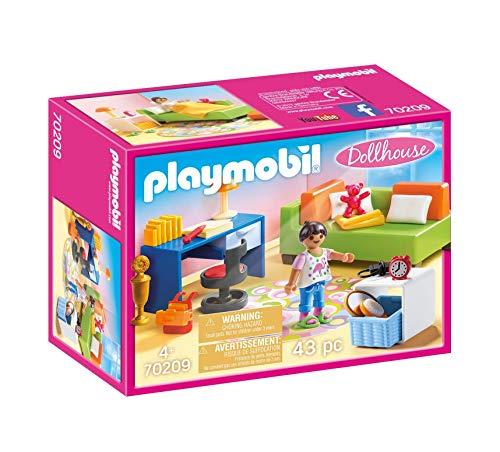 PLAYMOBIL Dollhouse 70209 Jugendzimer, ab 4 Jahren