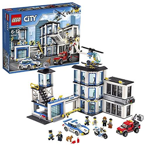 LEGO 60141 City Polizeiwache (Vom Hersteller Nicht mehr verkauft)