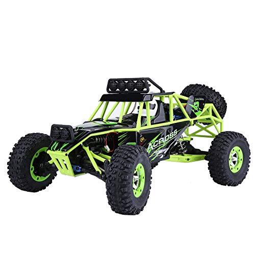 Ferngesteuertes Auto, 4WD Groß Größe RC Rock Crawler Elektrisches RC-Auto mit 2,4 GHz 1:12...