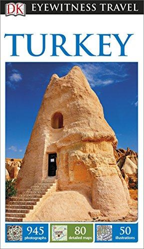 DK Eyewitness Turkey (Travel Guide)