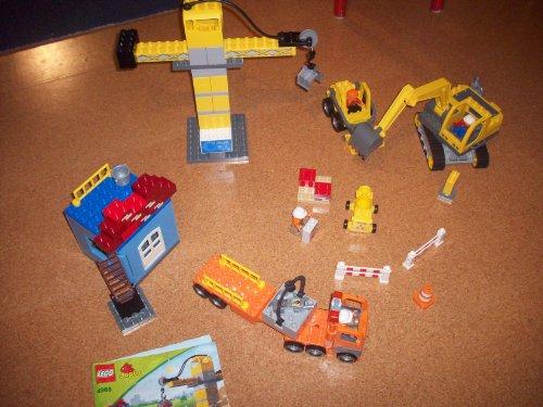 LEGO duplo - Großbaustelle