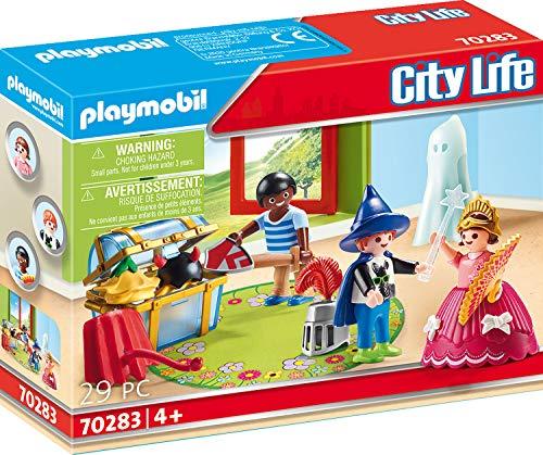 PLAYMOBIL 70283 City Life Kinder mit Verkleidungskiste, bunt