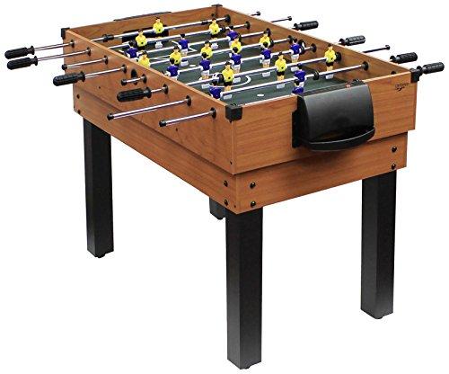 Carromco Jugendliche, Kinder, Erwachsene Multifunktionstischfussball Multigame Choice-XT 10-in-1...