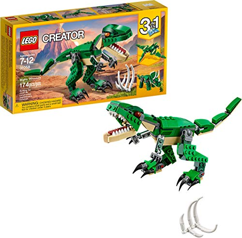 Lego Creator, Dinosaurier-Bausatz, 31058
