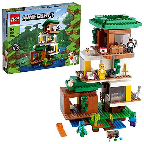 Minecraft-Spielzeug 'Das moderne Baumhaus' von LEGO Minecraft