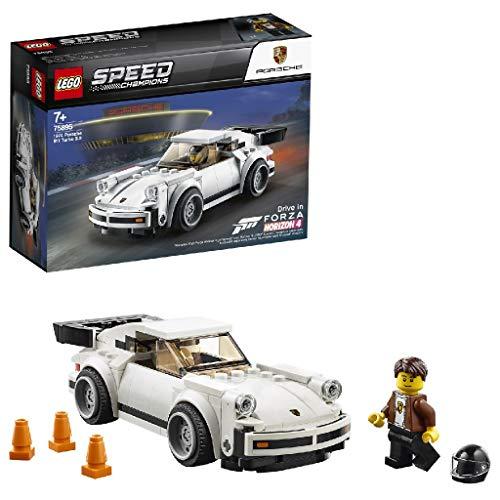 LEGO Speed Champions– 1974Porsche 911Turbo3.0 (75895), Bauset
