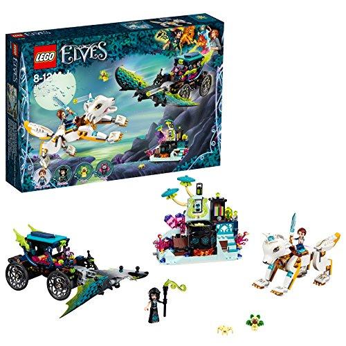 LEGO®Elves Finale Auseinandersetzung zwischen Emily und Noctura (41195) kreatives Spielzeug