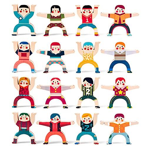 Stapeln Spielzeug Balancing Lernspiel Stapelspiel Plastik Erwachsene Balancier Lern Spielzeug Für Kinder...