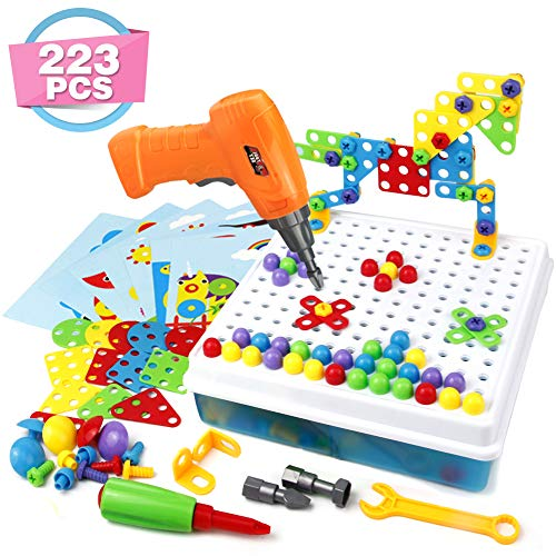 Symiu 3D Puzzle Kinder-Mosaik