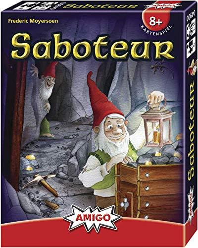 Amigo Spiele 4900 - Saboteur