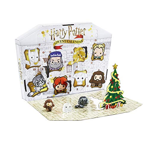 Harry Potter Adventskalender, Mehrfarbig