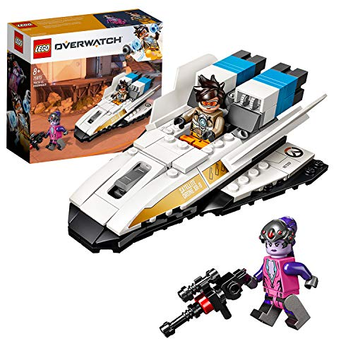 LEGO 75970 Overwatch Tracer vs. Widowmaker (Vom Hersteller Nicht mehr verkauft)