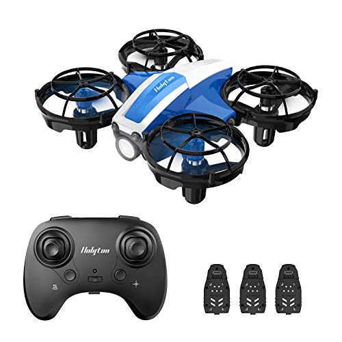 Holyton Mini Drohne HS330 für Kinder RC Quadrocopter ferngesteuert mit 3 Akkus längere...