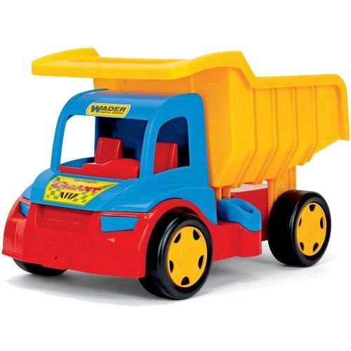 Wader 65000 150kg Gigant LKW Kipper Kipplaster Funktion Truck Laster Spielzeugauto