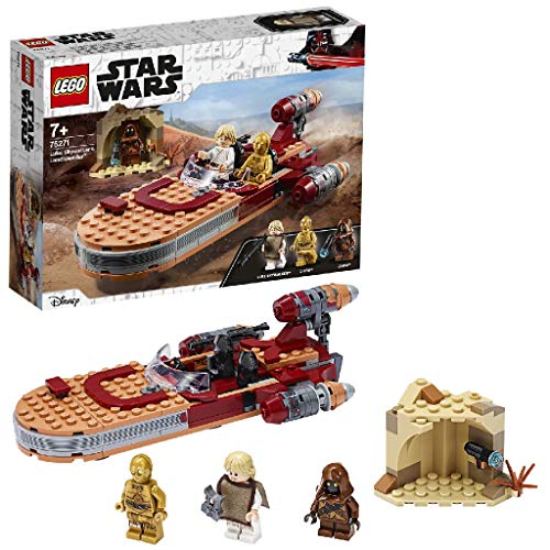 LEGO 75271 - Luke Skywalkers Landspeeder, Star Wars, Bauset
