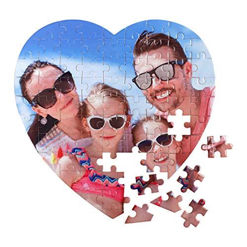 Personalisierte Fotopuzzle mit Eigenem Bild Puzzle DIY Kinderspielzeug Personalisierte Puzzles...