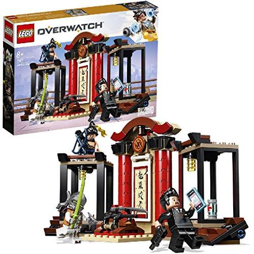 LEGO 75971 Overwatch Hanzo vs. Genji