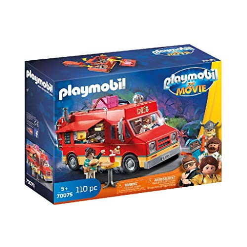 PLAYMOBIL:THE MOVIE 70075 Del's Food Truck, Ab 5 Jahren