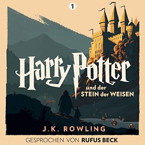 Kinderhörbuch Harry Potter: Harry Potter und der Stein der Weisen