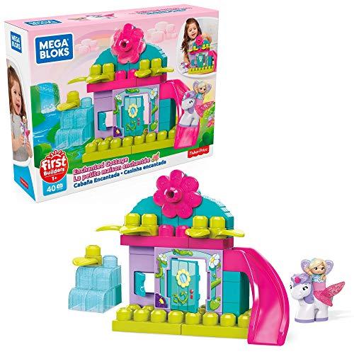 Mega Bloks - GKX80 Kleine Feen Verzaubertes Häuschen