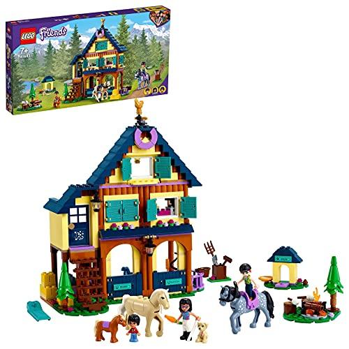 Reiterhof-Spielset 'Reiterhof im Wald' von LEGO Friends