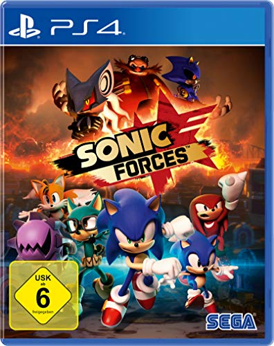Sonic Forces Day One Edition [PlayStation 4]