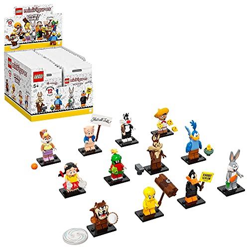 LEGO 71030 Minifigures Looney Tunes Set mit einer Minifigur, 1 von 12 Tüten zum Sammeln, limitierte...