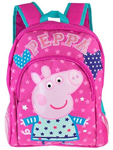 Peppa Wutz Mädchen Peppa Pig Rucksack