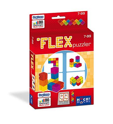 Huch & Friends: Flex puzzler