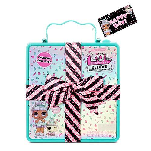 LOL Surprise Limitierte Auflage Sprinkles Puppe und Haustier - Mit Mode, Spritzigen Überraschungen und...