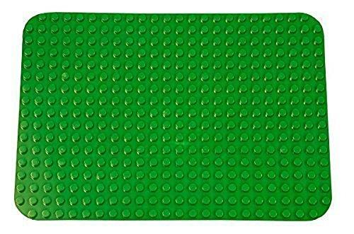 Premium-Bauplatte - kompatibel mit Bausteinen Aller führenden Marken - nur für Steine mit großen...