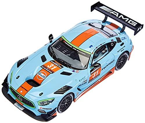 "Carrera 20030870 Benz Mercedes-AMG GT3 ""Rofgo Racing, No.31"", Silverstone 12h, Mehrfarbig"