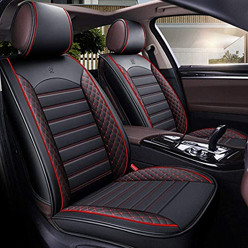 Chifeng Autositzbezug-Set für 5-Sitzer Automotive Pick Up SUV Truck Kunstleder Sitzschutz...
