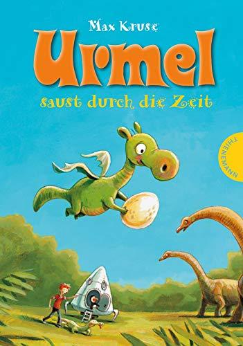 Urmel: Urmel saust durch die Zeit: Kinderbuchklassiker zum Vorlesen und Schmökern