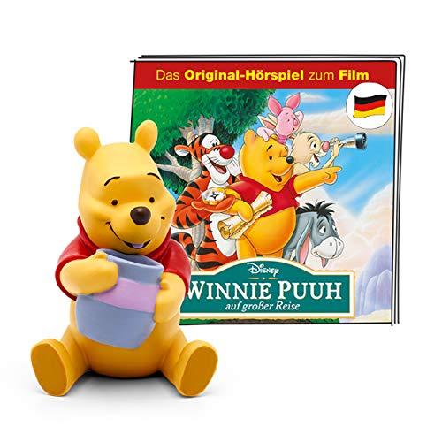 tonies Hörfigur für Toniebox, Disney – Winnie Puuh auf großer Reise, Original-Hörspiel zum Film,...