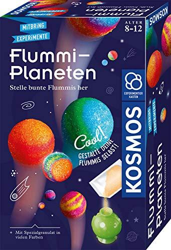KOSMOS 657765 Flummi-Planeten, bunte Flummis selbst herstellen, coole Farbmuster selber mixen,...