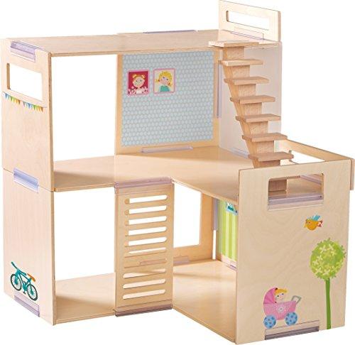 HABA 301781' Little Friends-Puppenhaus Villa Frühlingsmorgen